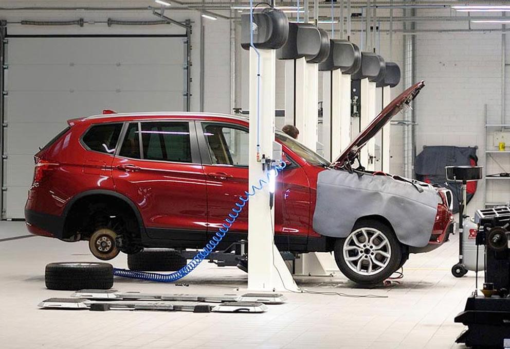 Axis auto garage for Garage gdn auto